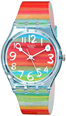 Women's colorful watches - Swatch GS124
