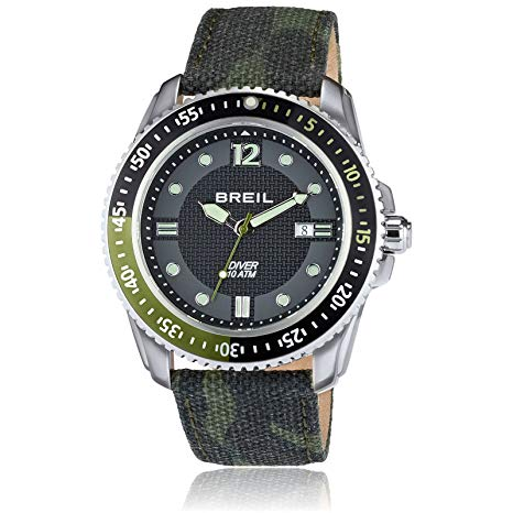 breil diving watches