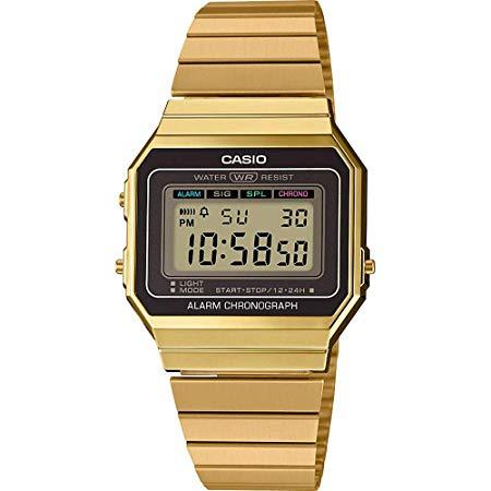 casio medium gold