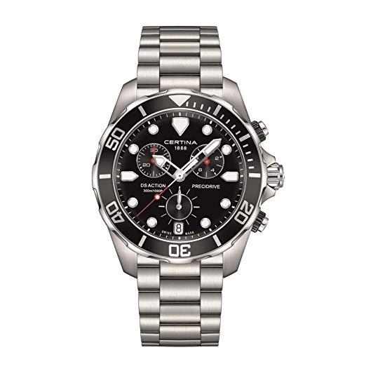 diving swiss watch