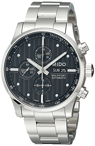 expensive watches Mido Multifort M0056141106100
