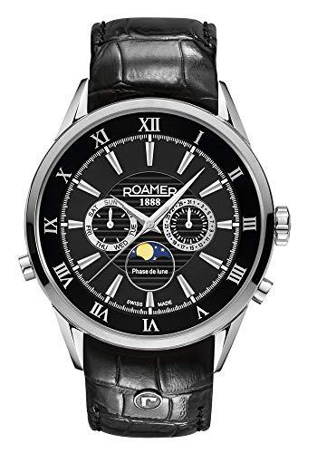 inexpensive Swiss watch Roamer