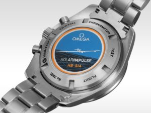luxury watch omega Solar Impulse HB-SIA