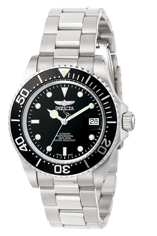 men's diving watches