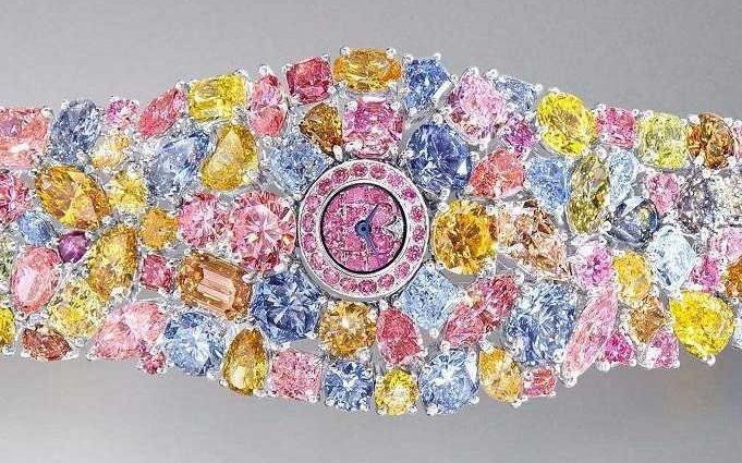 most expensive watch in the world-graff-diamonds-hallucination
