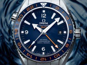omega planet ocean 600 diver watch