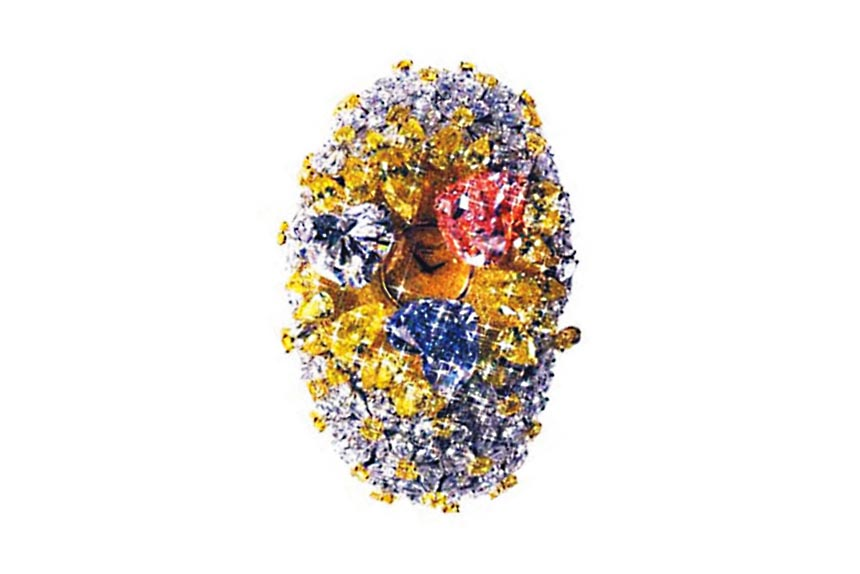 prestigious chopard watch 201 carat cost 25 million