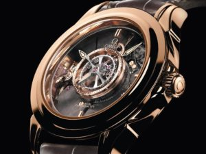 special watches omega De Ville Tourbillon