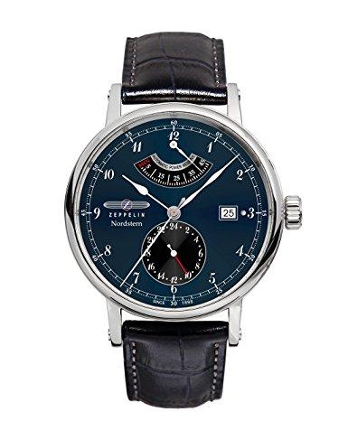 unisex analog Automatic watch Zeppelin - 7560-3