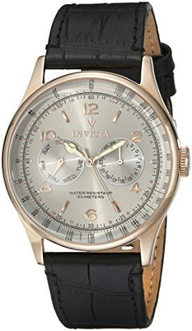 vintage invicta watch
