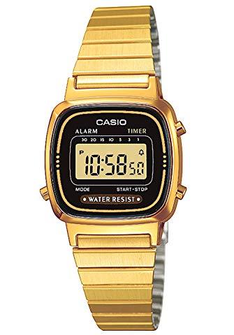 watch casio gold girl LA670WEGA-1EF