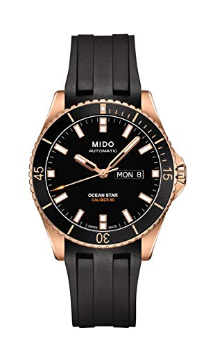waterproof watch MIDO MEN'S OCEAN STAR CAPTAIN V M026.430.37.051.00