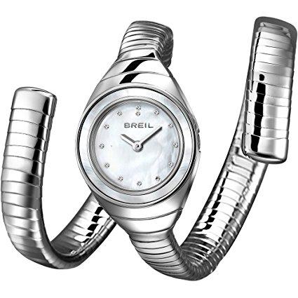women's jewelery watch - Breil B Snake TW1052