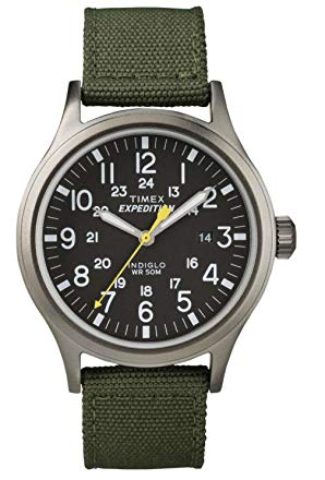Affordable Green Watch
