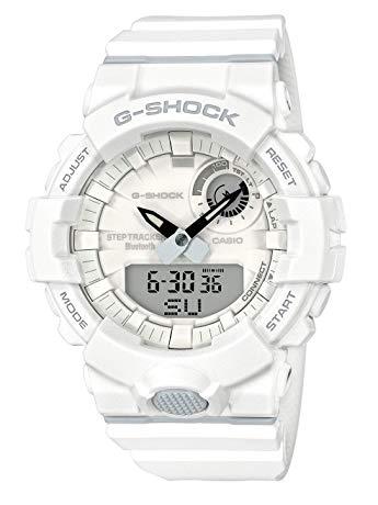 White G-shock for Less Than 100 Dollars