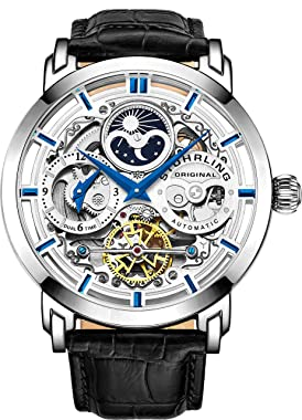 Automatic Skeleton Men's Watch