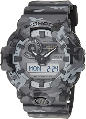 Casio g shock camo