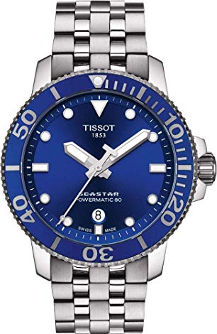Diver Watch Under 1000 Dollars – Tissot Seastar