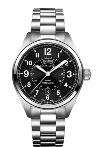 Hamilton Khaki Field Day Date – Men's Watches Maximum 1000 Dollars
