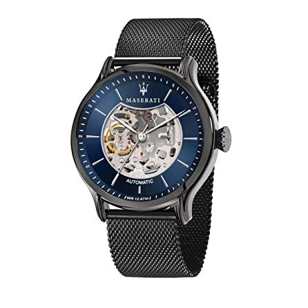Maserati Skeleton Watch