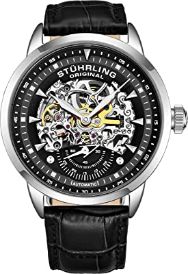 Mechanical Skeleton Watches