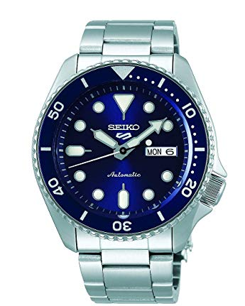 New seiko 5 sports blue 2019-2020