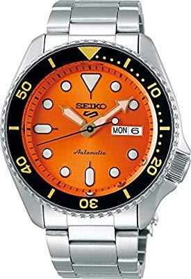 Seiko 5 Sports SRPD59K1 Orange