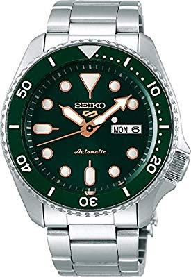 Seiko 5 Sports SRPD63K1 Green