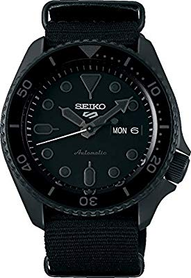 Seiko 5 Sports Street SRPD79K1 – Black PVD