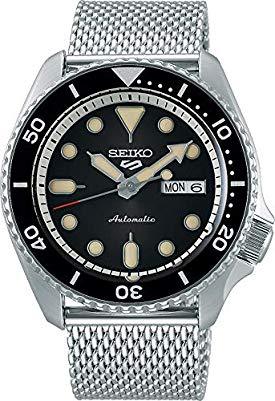 New Seiko 5 Sports Suits Style 2020