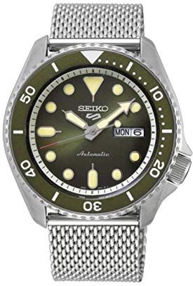 Seiko 5 Sports Suits SRPD75K1 – Green