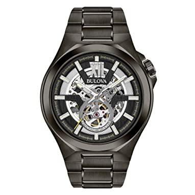 Automatic Skeleton Watch – Bulova