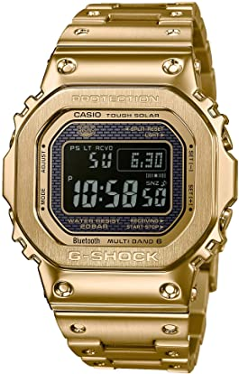 Casio G-Shock Gold