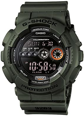 Casio G-Shock Green