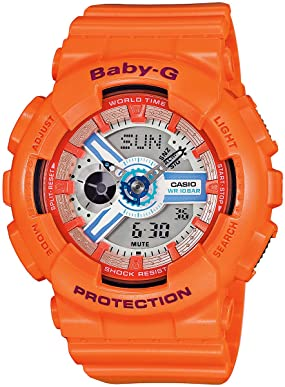 Casio G-Shock Orange