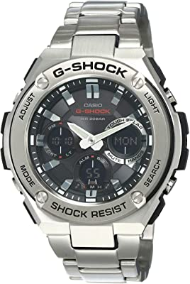 Casio G-Shock Steel