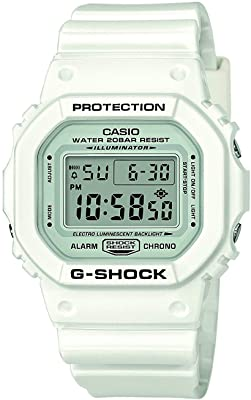 Casio G-Shock White