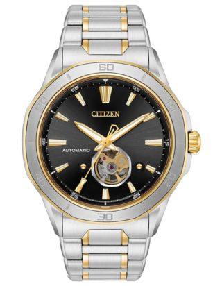 Citizen Skeleton Watch