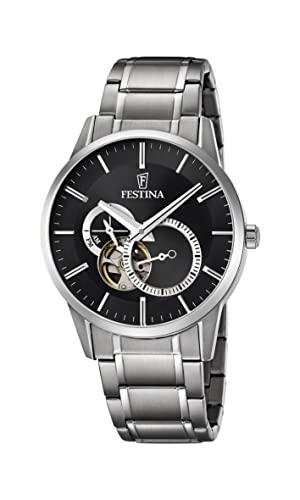 Festina Skeleton Watch
