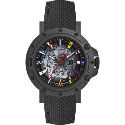 Nautical Skeleton Watch