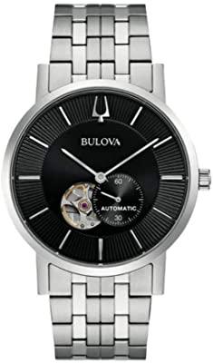 bulova steel
