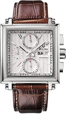 bulova valjoux 7750 automatic chronograph