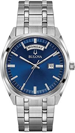 bulova day date
