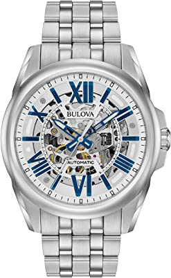 skeletonized bulova