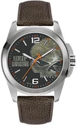 bulova harley davidson watch