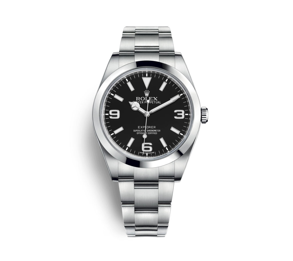 Cheaper Rolex explorer 214270 0003