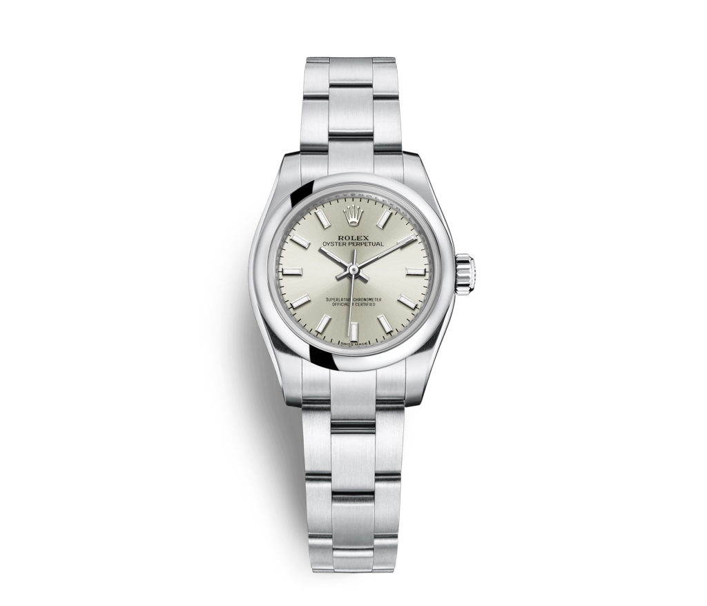 Rolex woman least expensive oyster perpetual 176200 0015