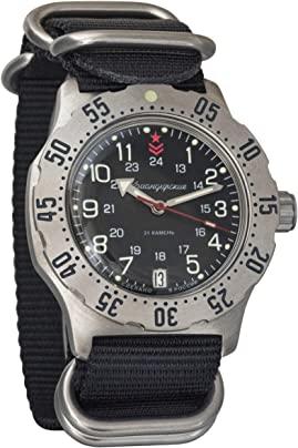 komandirskie russian military watches