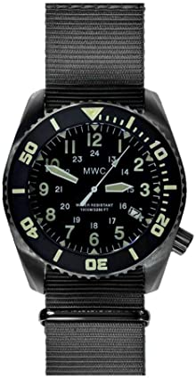 military watches sub