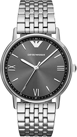 Armani men's elegant watches